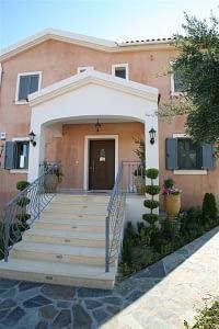 Amari Villa - Front entrance